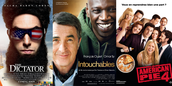 Film Drôle 2012